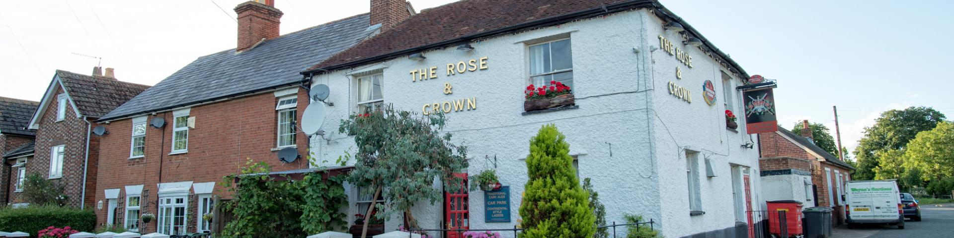 Rose & Crown, Hadlow